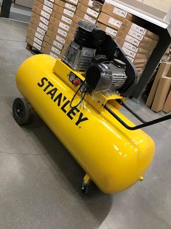 OBI Stanley Kompresor olejowy 270L 10bar
