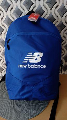 NOWY , Niebieski plecak New Balance