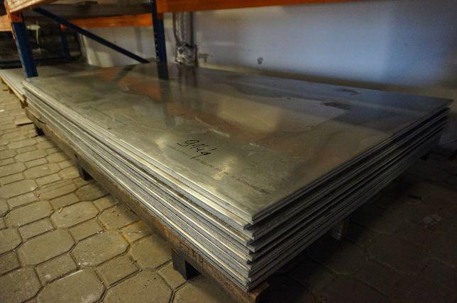 Blacha aluminiowa, aluminium, 10mm x 1000x2000 gat. 5754
