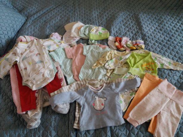 Пакеты вещей на девочку 0-3мес и 9-18мес