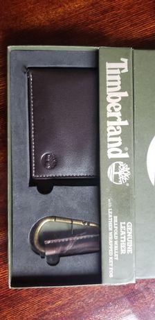 Портмане  кошелёк Timberland набор оригинал.
