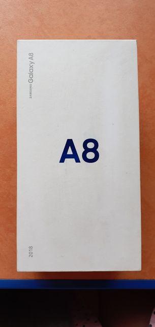 Телефон Samsung A8