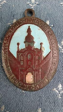 Кулон Медальон Киево-Печерской Лавры