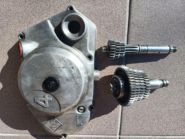 Skrzynia biegów pokrywa Simson S51