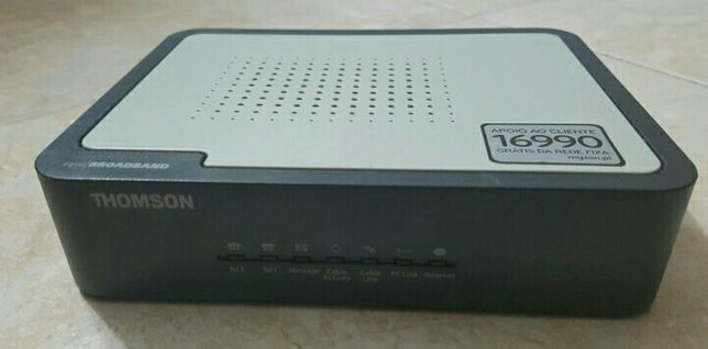 Router Thomson