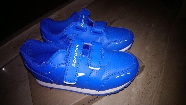 Adidasy chłopięce Sprandi niebieskie roz. 30