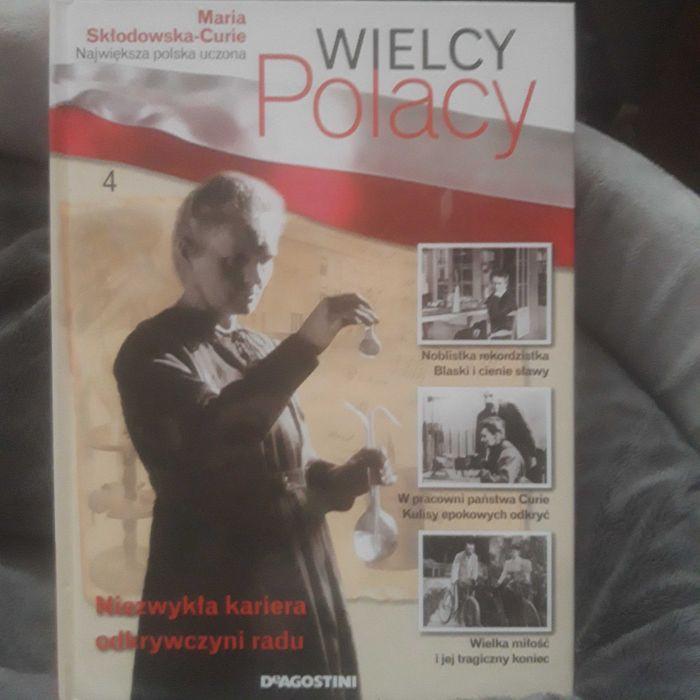 """""""Wielcy Polacy"""" - kolekcja albumów poświęconych wybitnym Polakom Gdańsk - image 1"""