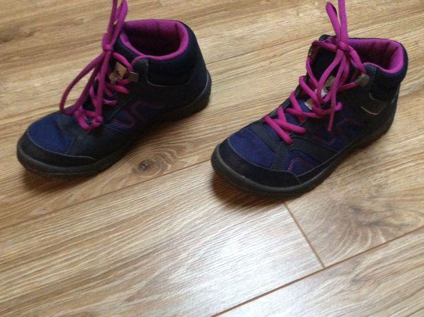Buty trekkingowe róż. 36