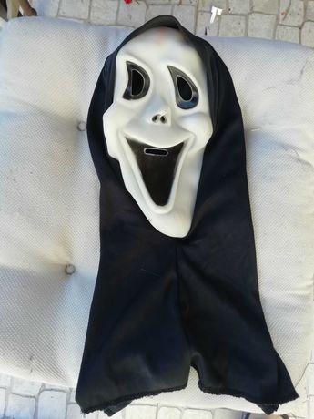 Máscara do Grito para criança (Scream)