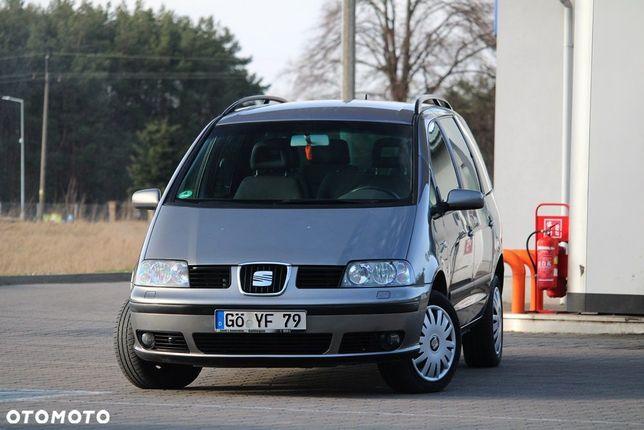 Seat Alhambra 1.9TDI 131KM 7Foteli Klimatronik z Niemiec!!!