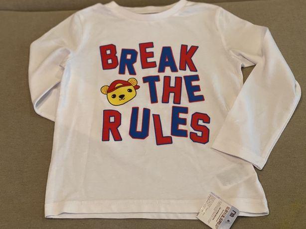 """Продам реглан, футболка с длинным рукавом """" Mothercare"""""""