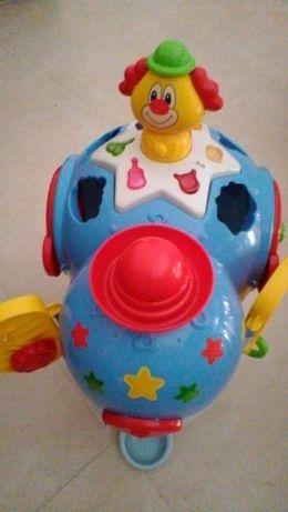 Brinquedo para criança didáctico