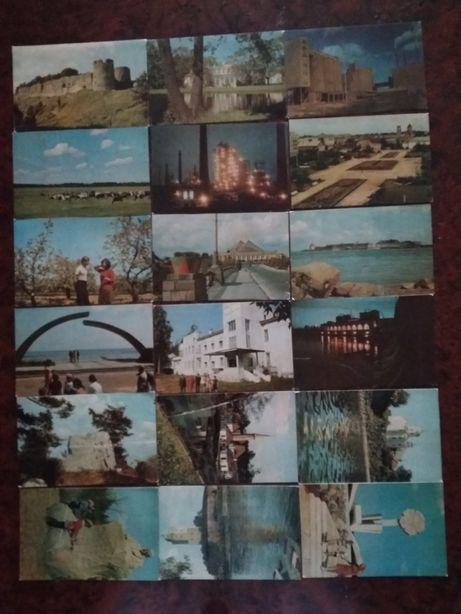 Комплект листівок Ленінград