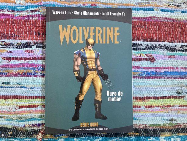 Wolverine - Duro de Matar (Série de Ouro - 7) - Banda Desenhada