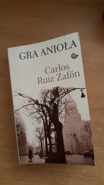 Gra anioła. Carlos Ruiz Zafón