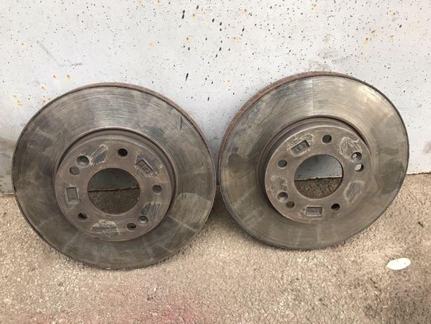 Продам тормозные диски Kia carens