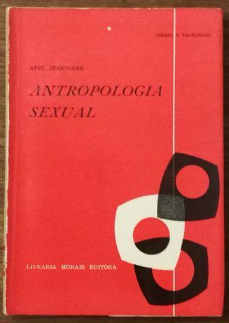 antropologia sexual, abel jeannière, livraria morais editora