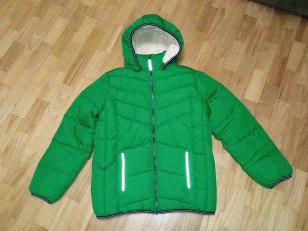 Куртка Name it еврозима зимняя для мальчика