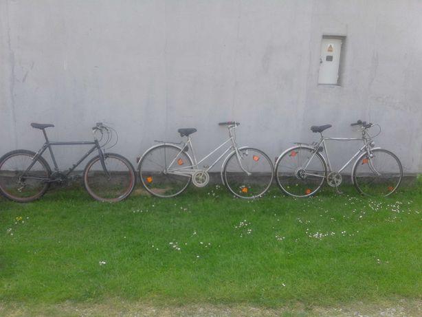 3 Rowery w cenie 1-nego