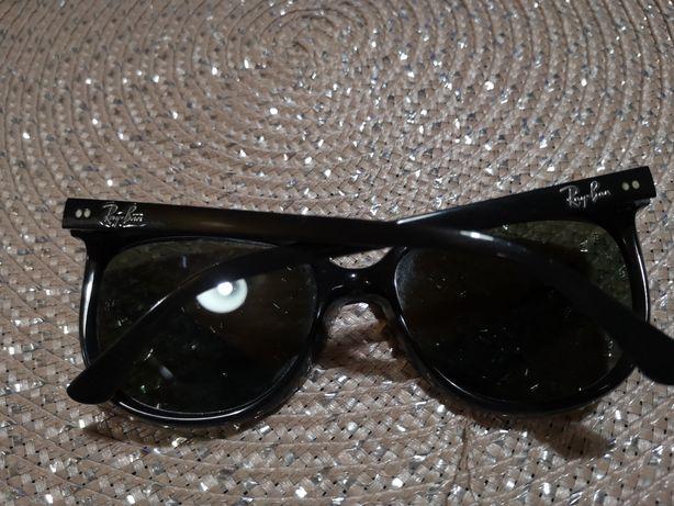 Okulary przeciwsłoneczne kocie ray ban