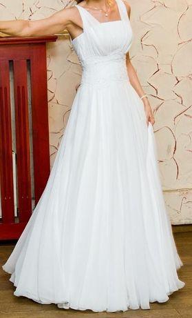 Suknia ślubna Fasson r. 36 (167 cm 3/5 cm obcas) + welon gratis