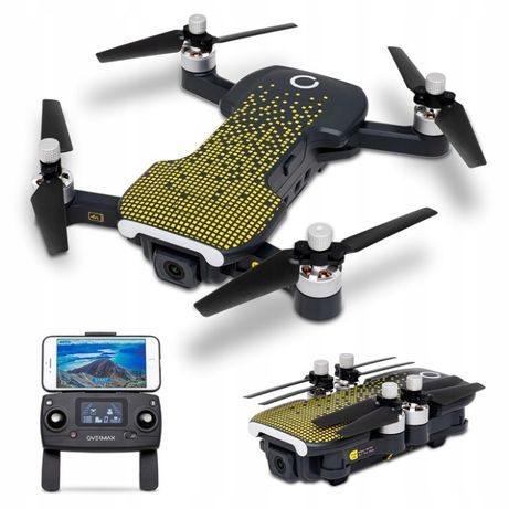 Dron Overmax X-bee drone Fold One GPS