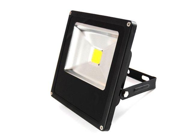 HALOGEN LED 10W naświetlacz HIT okazja LAMPA reflektor slim