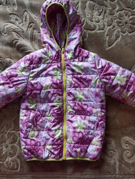 Куртка демисезонная 116-128 рост Кропивницкий - изображение 1