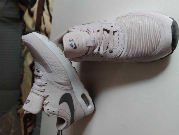 Nike Air Max pudrowy róż r38 damskie