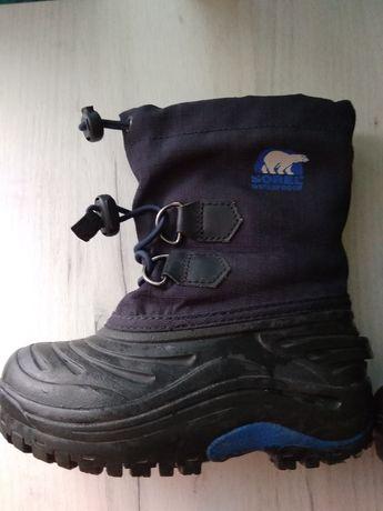 Термо чоботи, вологостійкі