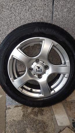 Jantes EAGLE com pneus novos