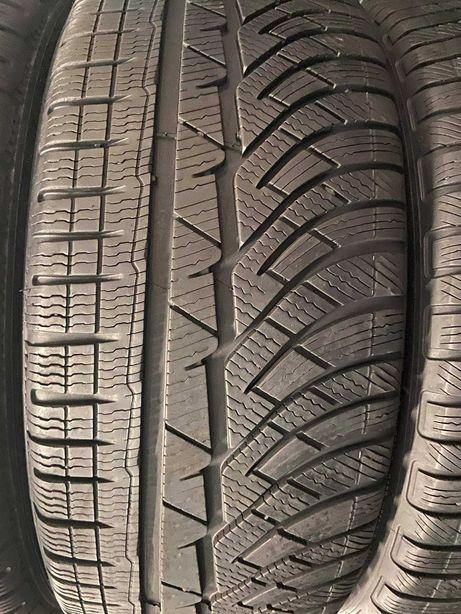 Шини зимові 225х45хR18 Michelin Pilot Alpin PA4 4шт 90%Протектор