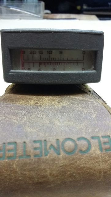 Medidor de espessura