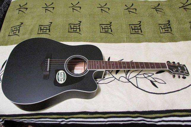 Електроакустична гітара Ibanez AW84CE-WK (+чохол)