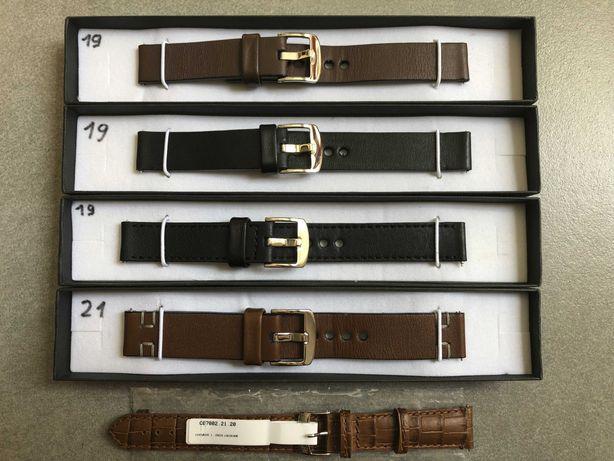 5 nowych pasków do zegarków Patini/Bros, 4 w opakowaniach,z quick pins