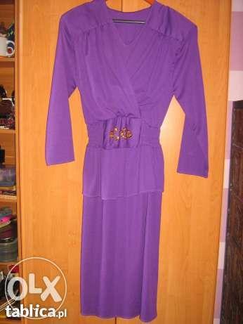 Suknia rozmiar 36 38 - lub zamienię
