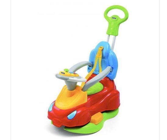 Машинка, каталка, игрушка 5в1