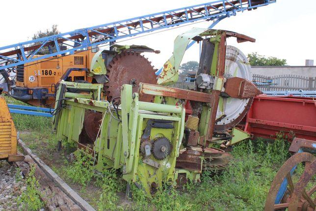 Przystawka  do kukurydzy CLAAS RU 600