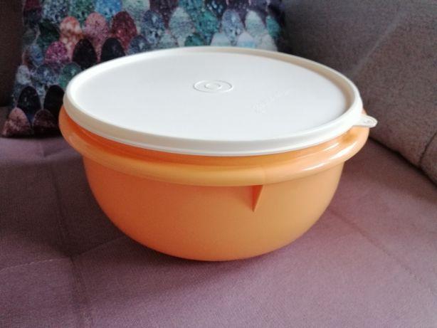 Miska do ciasta pomarańczowa z kolekcji Tupperware 3l - NOWA