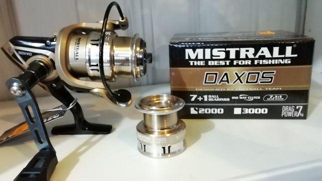 Kołowrotek Mistrall DAXOS 2000