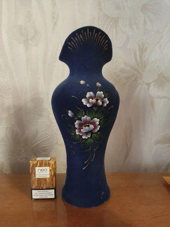 ваза для цветов бархатная