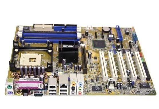 MotherBoard ASUS P4P800-MX