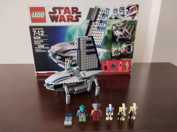 Sprzedam Lego Star Wars, zestaw 8036