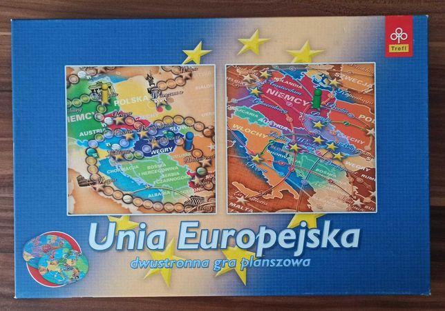 Gra planszowa edukacyjna UNIA EUROPEJSKA Trefl Kod producenta: 00276