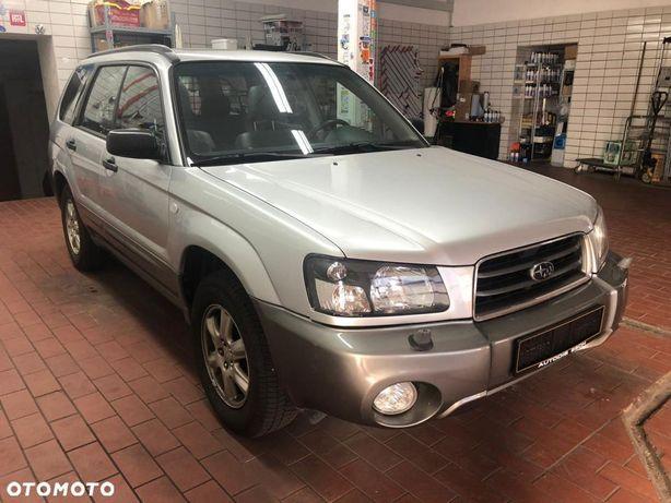 Subaru Forester Oryginalny przebieg 4x4 zadbany serwisowany