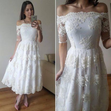 Sukienka ślubna Lucky Dots