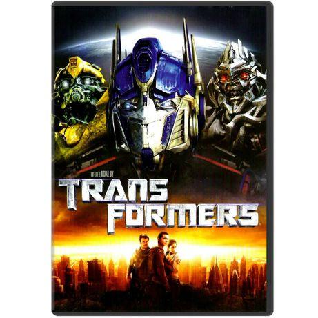 DVD - Transformers (2007) - FILME