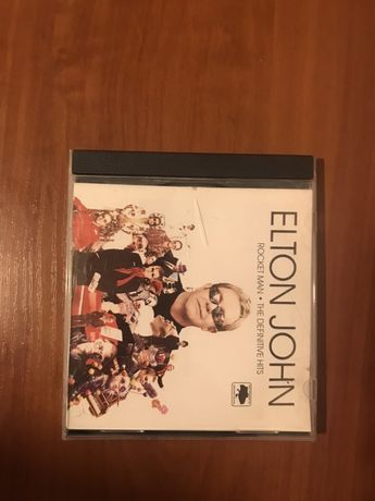 Audio CD Elton John