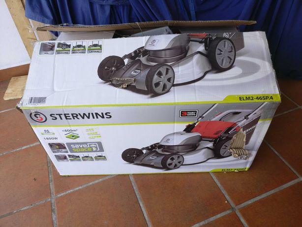 Corta Relva Eletrico Sterwins Novo 1800w 46cm