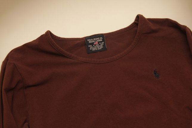 Polo Ralph Lauren (Jeans Company) M-L кофта из хлопка